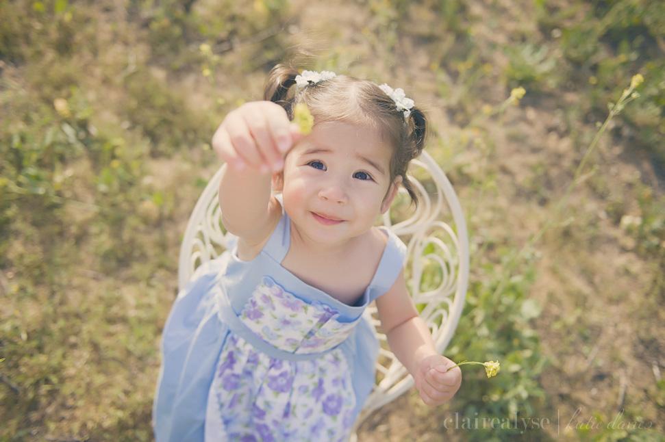 los angeles baby photographer