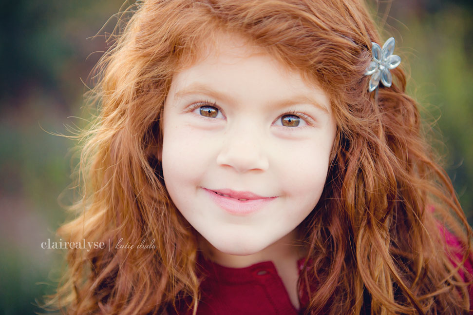 conejo valley holiday photography family children