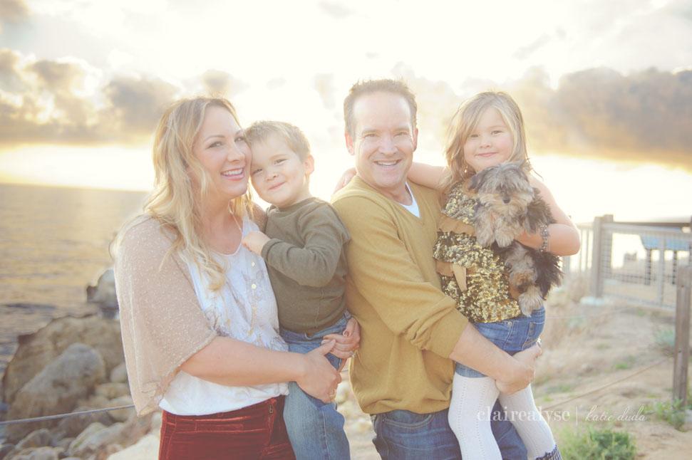 rancho Palos Verdes Family Photographer