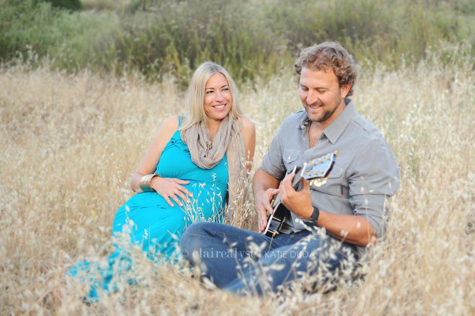 los angeles family photographer baby newborn thousand oak