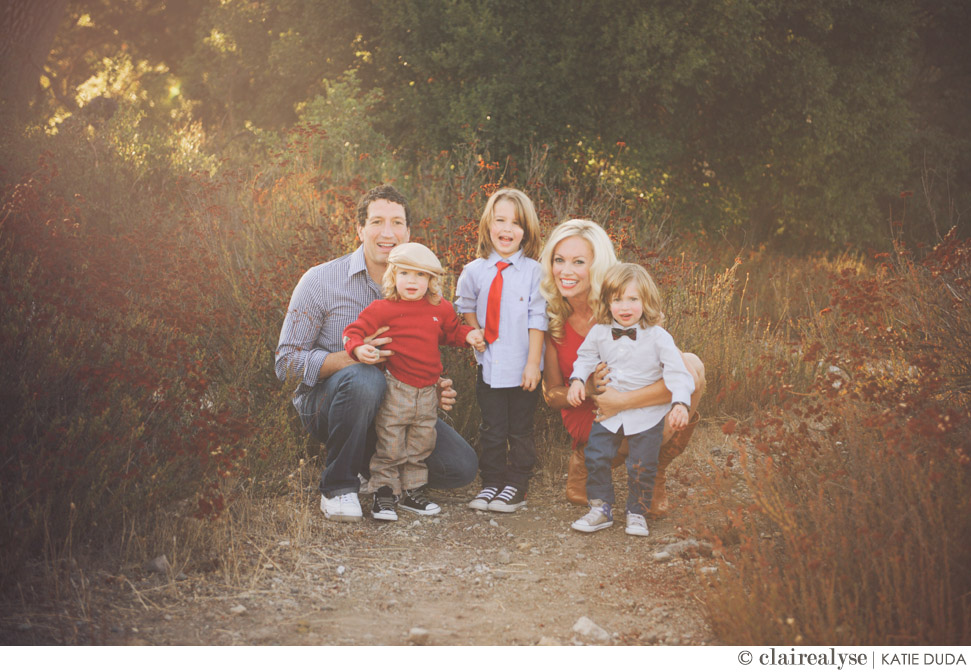 Los Angeles Family Photographer Thousand Oaks