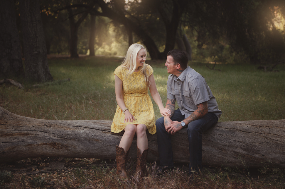 thousand oaks engagement photographer