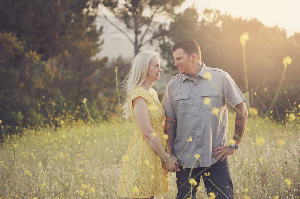 conejo los angeles engagement photographer