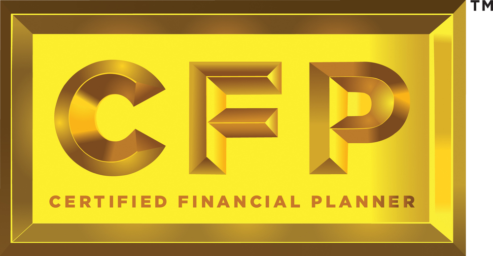 Certified Financial Planner CFP Financial Advisor