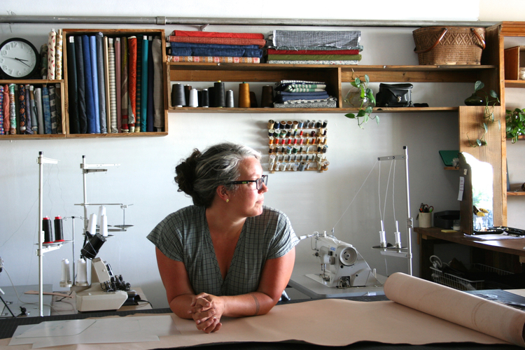 About Overlap Sewing Studio