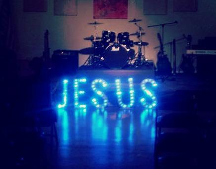 Jesus_center