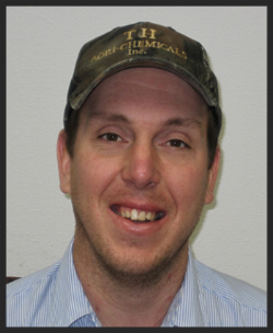 Jeff Luttropp, Sales Representative, CCA