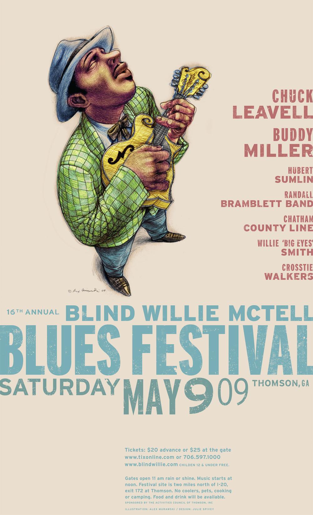 Blind Willie McTell Atlanta Twelve String