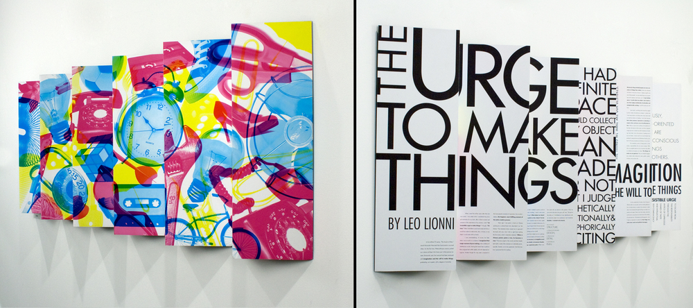 Both views of a dimensional response // Laura Bowman