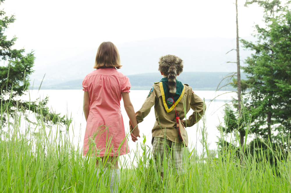 A special storyboard shoot - Moonrise Kingdom — P.TOGRAPHY