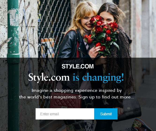 {Image via Style.com }