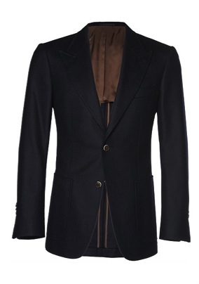Wool blazer by Suitsupply, $399