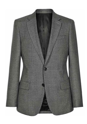 Tailored wool-blend blazer by Reiss, $495