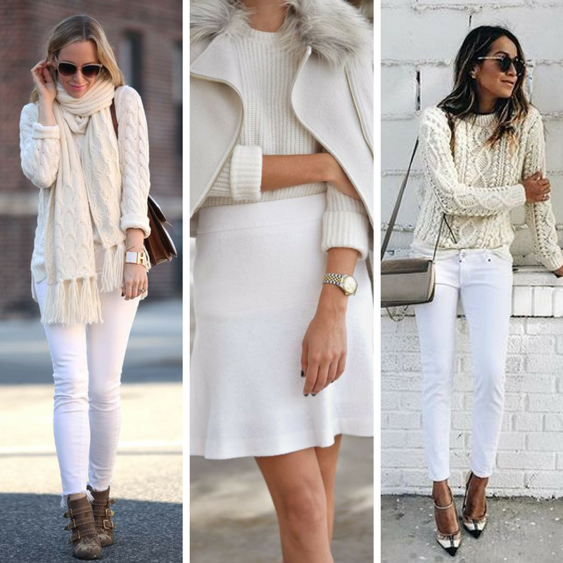 I cannot tell a lie - my favorite way to show off texture is with the palest of pale colors.  White, ivory cream, eggshell - all these shades make texture the spotlight in stunning monochromatic looks.