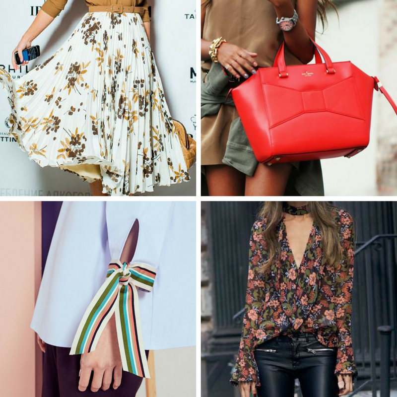 FALL TRENDS TO WEAR RIGHT NOW