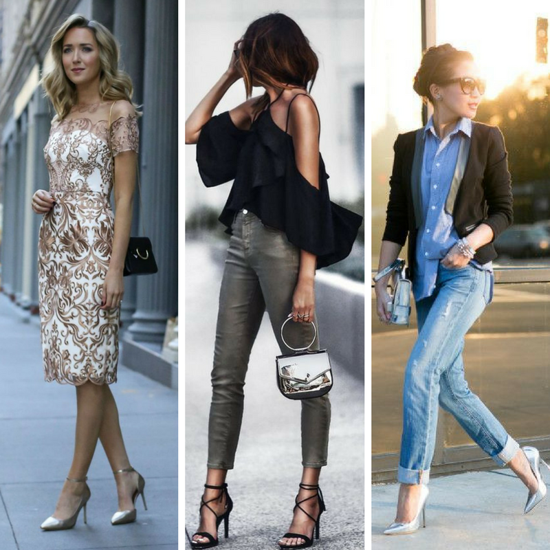 photos from  Memorandum ,  Fashioned Chic ,  Wendy's Lookbook