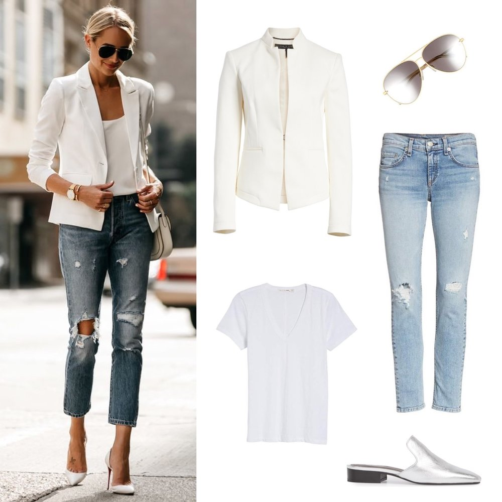 white blazer distressed jeans.jpeg