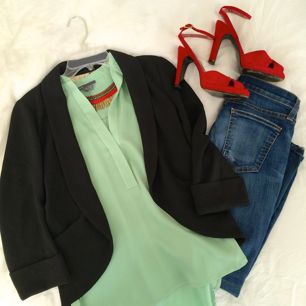 colored necklace and red heels.jpg