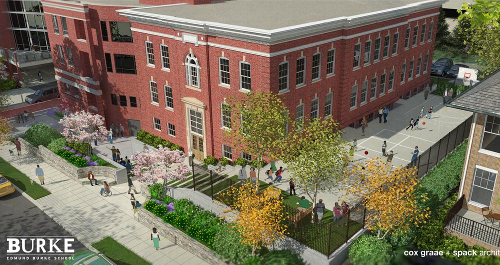 Edmund Burke School - NW Washington, DC
