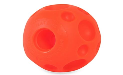 Treat Ball  - A fun, interactive treat ball for hours of exercise by Omega Paw!