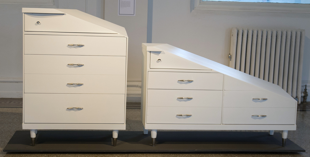 modified dresser set