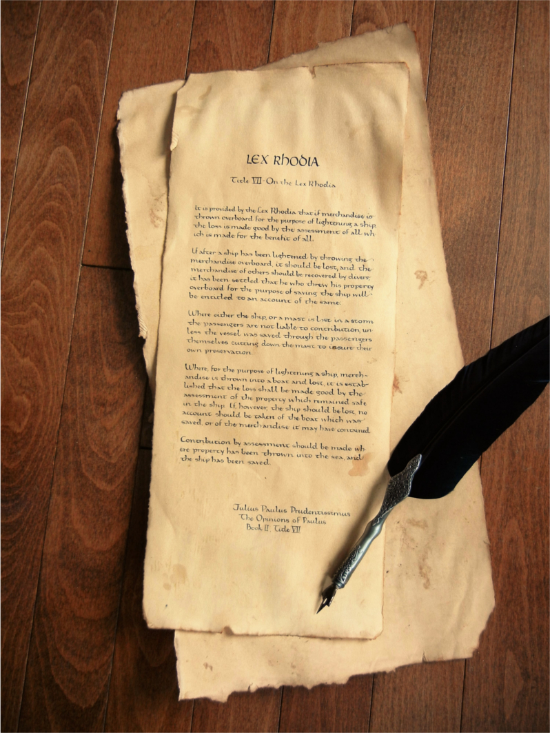 Mmm, aged paper. Delightful for reproduction pieces, and an interesting challenge to create the write ;) shade.