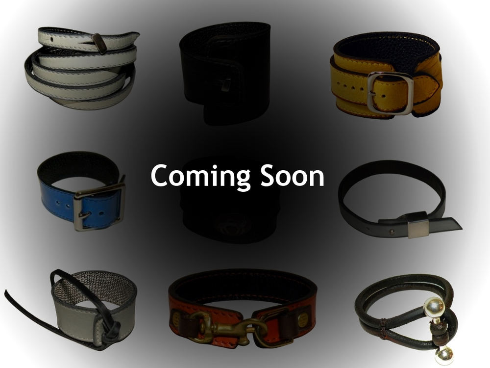 Custom Wristbands & Chokers