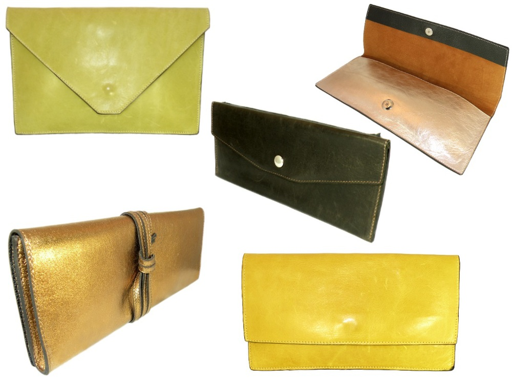 Custom Clutches