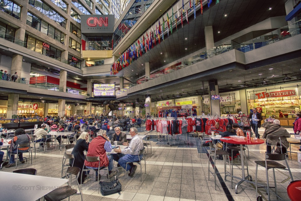 01-26-13 CNN Center, Atlanta (HDR)    I turned the HDR mode on for a series of shots in the CNN Center because there was a sizable…    View Post