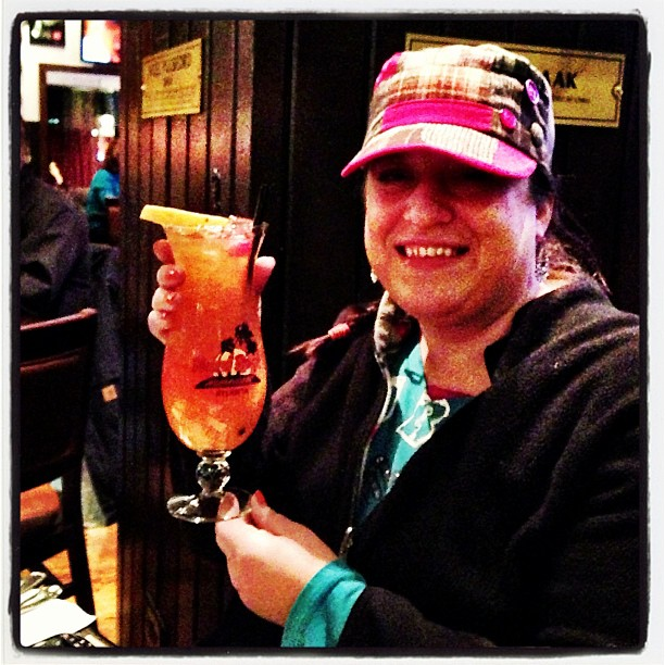 Teresa and Her Hurricane (at Hard Rock Cafe Atlanta)