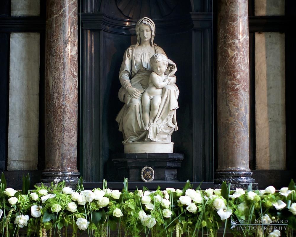Michelangelo's Bruges Madonna