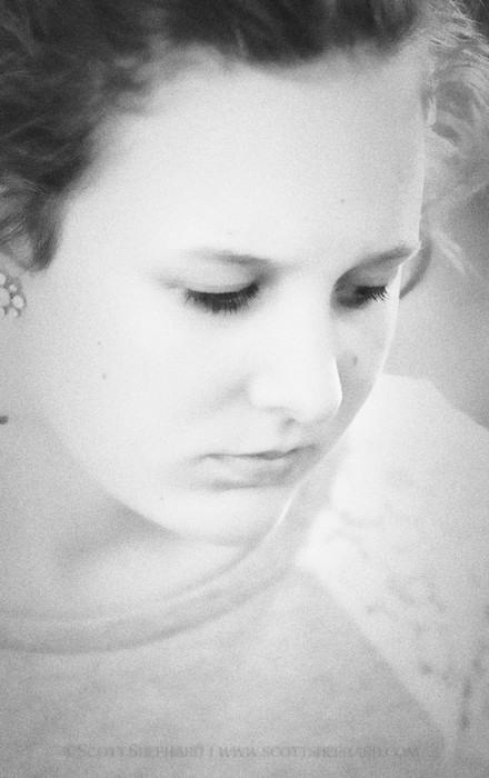 2013 08-15 Pensive Nicole by Scott Shephard