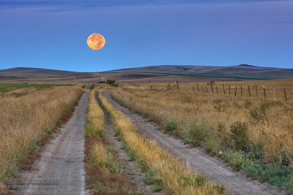 2013 09-22 Harvest Moon II by Scott Shephard