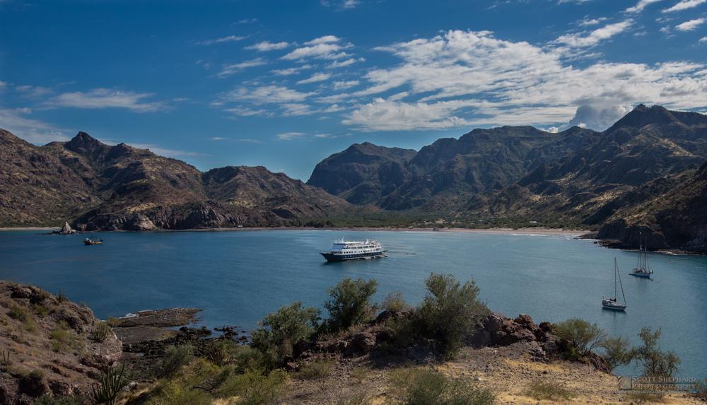 The Good Ship Safari Endeavour