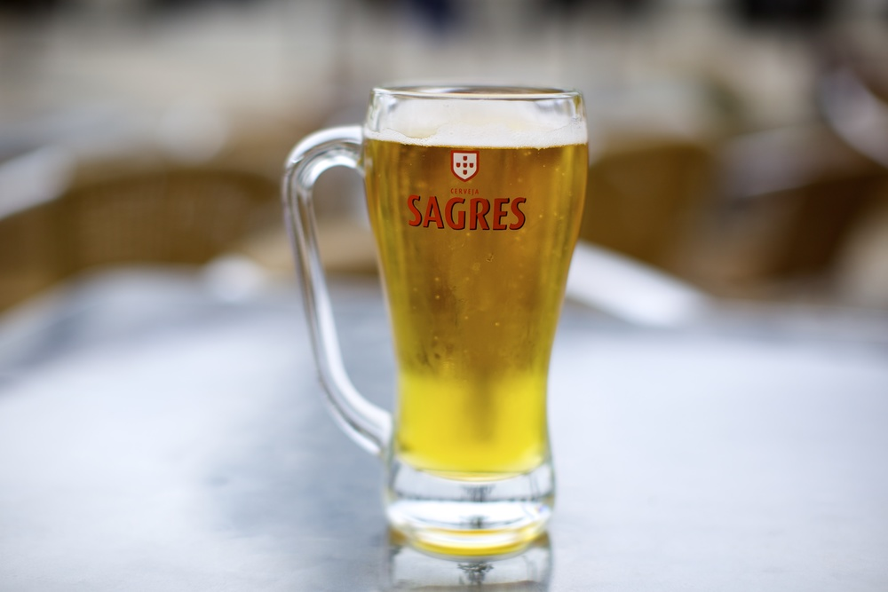 Sagres Beer (Portugal)
