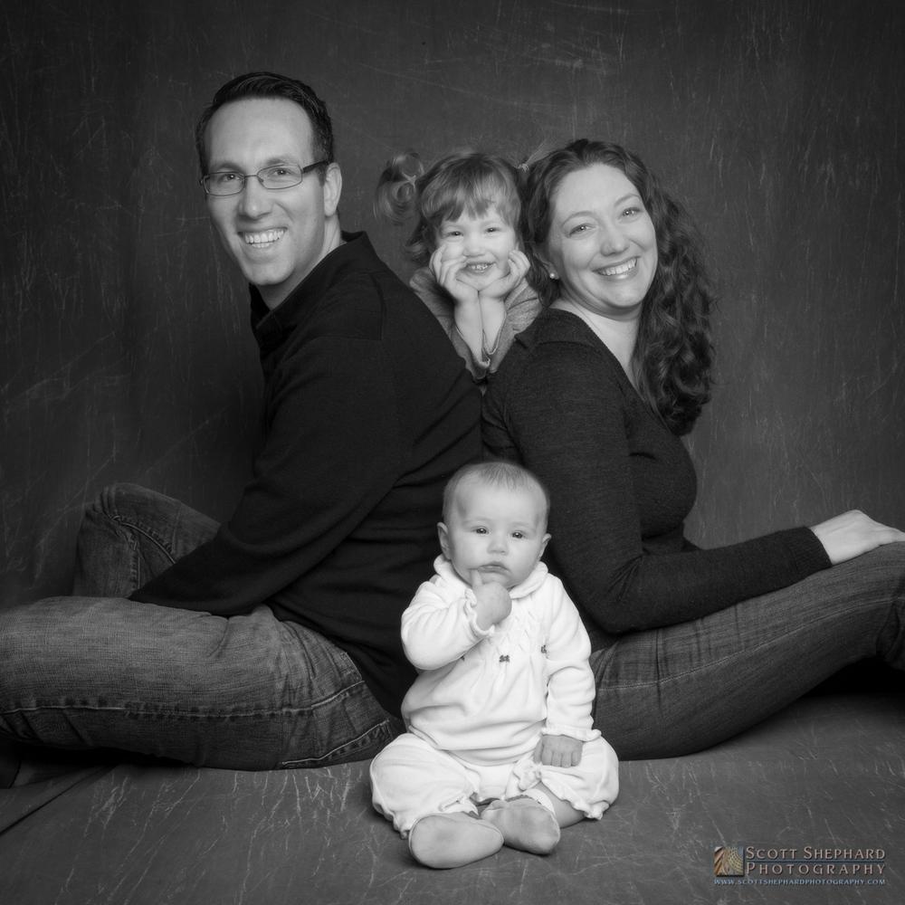 Brian, Katie, Glenyce and Irene Shephard.jpg