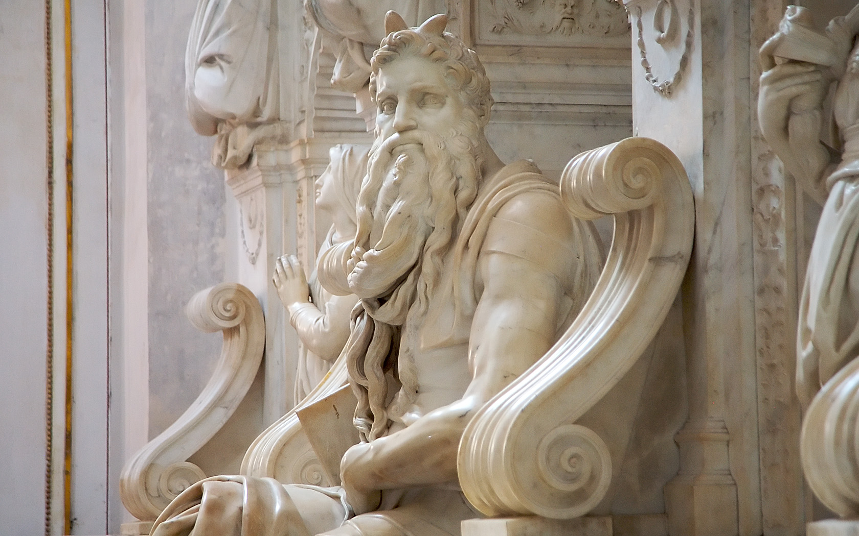 Michelangelo's Moses