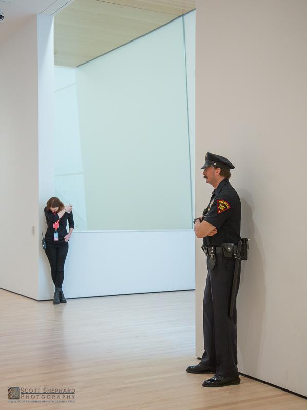 Policeman by Duane Hanson
