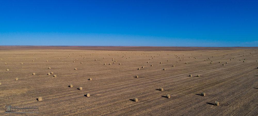 Hay Bales and Blue Sky.jpg