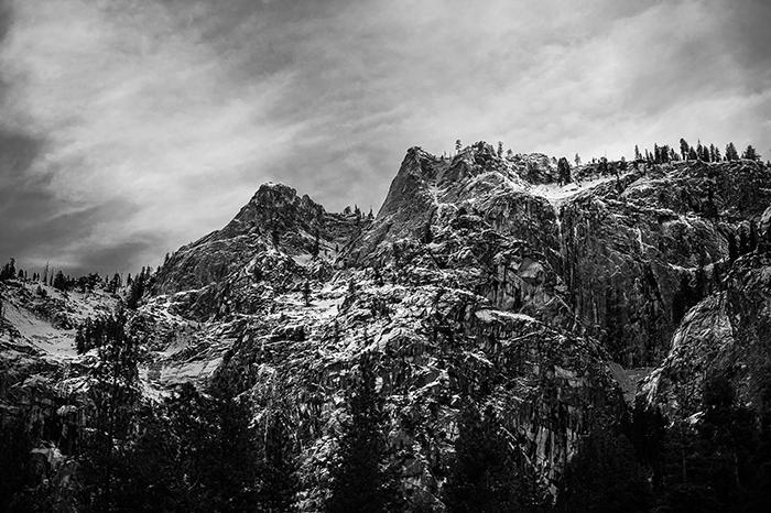 Yosemite Nikon D700 70-200mm 2.8 VR II