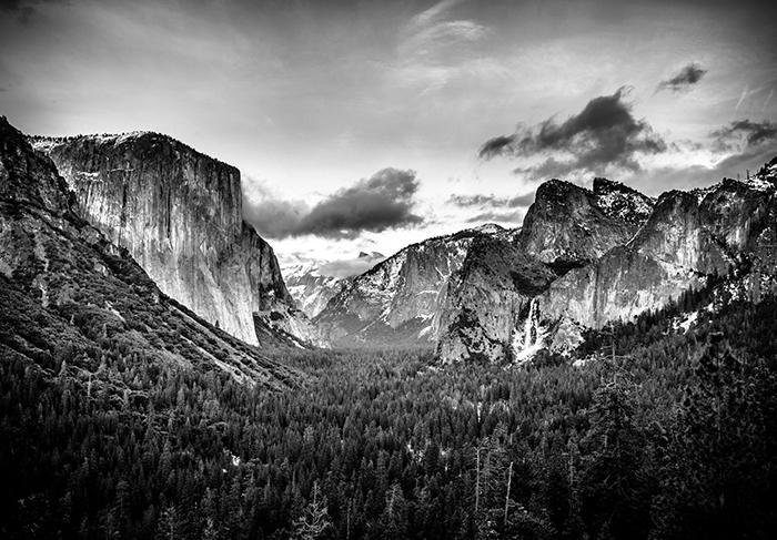 Yosemite Valley Nikon D700 35mm 1.4