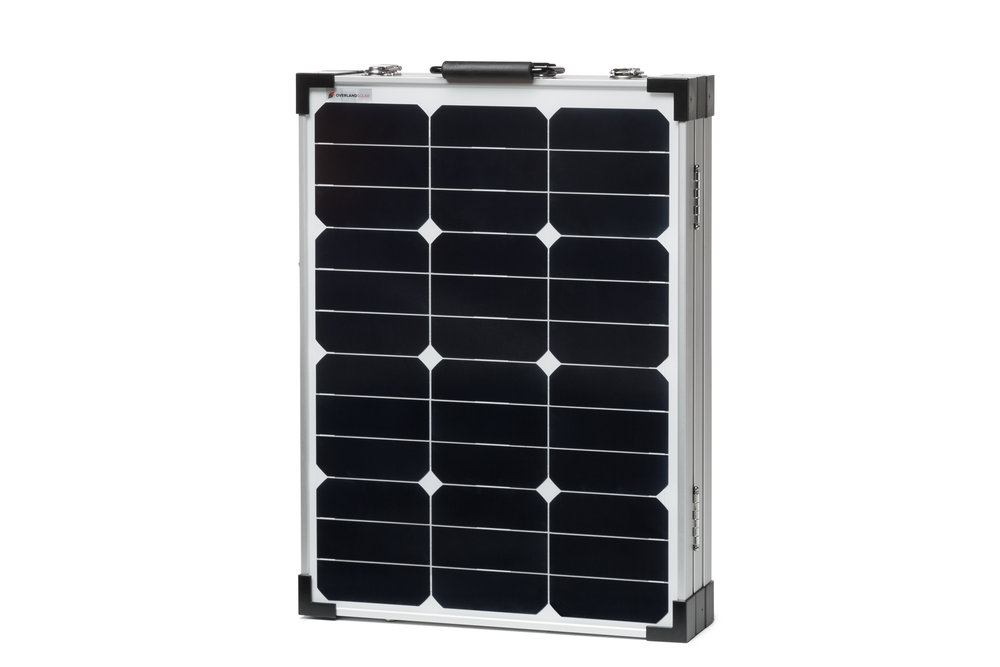 Overland Solar   Product photography.