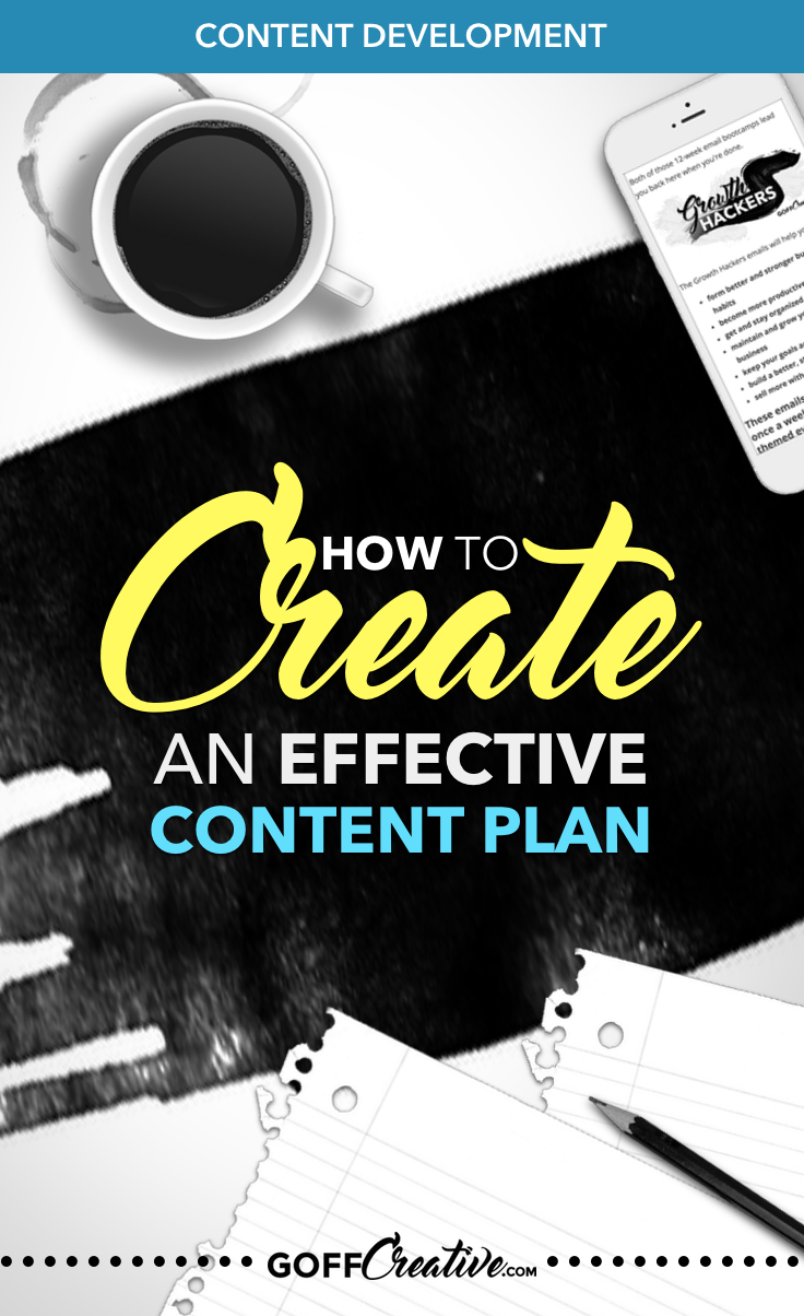 Want my step-by-step strategy to creating the most effective blog content plan you can fathom? Click through to get the whole she-bang, or Pin this for later!