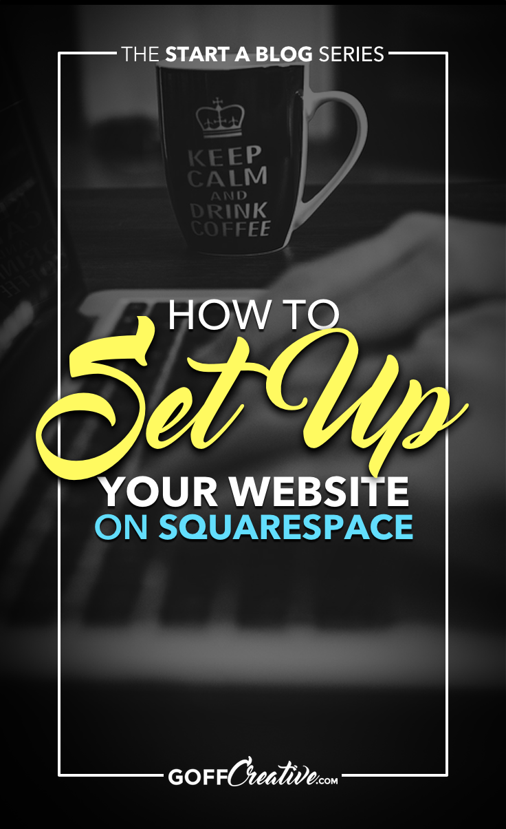 Get your new website and blog set up today using Squarespace + this simple guide to choosing your template and setting up your site. Plus a checklist walkthrough to the necessities of your new site with subscription. Click through to get it all, or Save this for later!