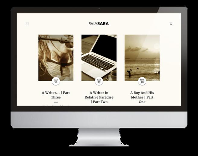 LifeViaSara's Homepage.png