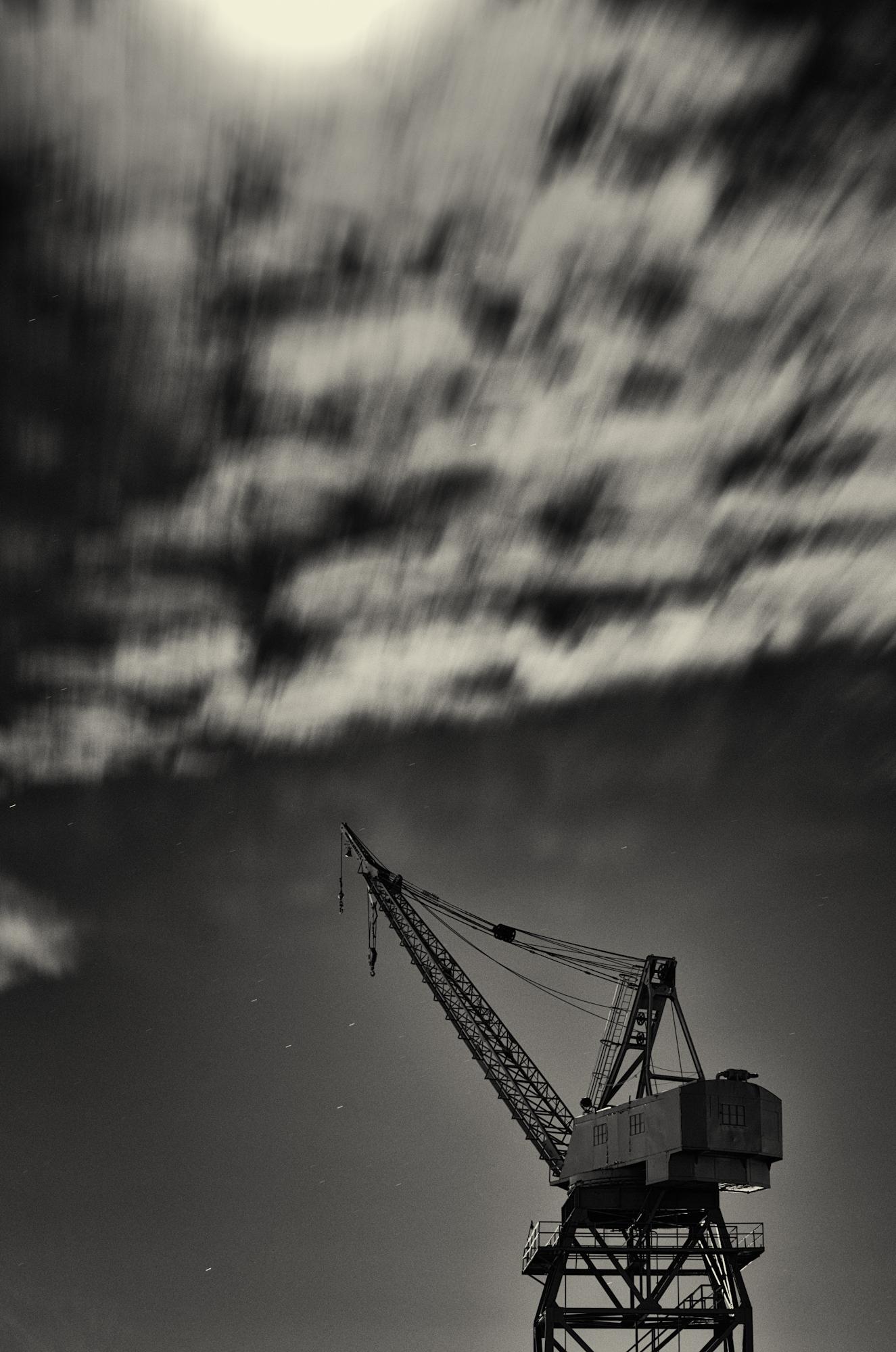 Red Hook - IKEA crane