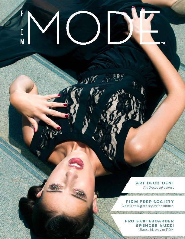 FIDM MODE: Issue January 2014