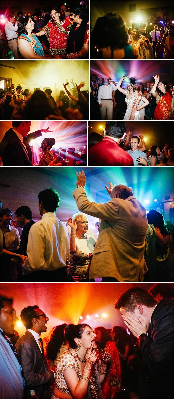 San Martin wedding reception Clos dancing LaChance Winery