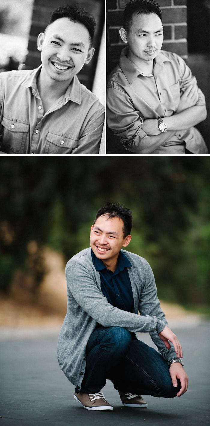 Southern California portrait headshot photographer