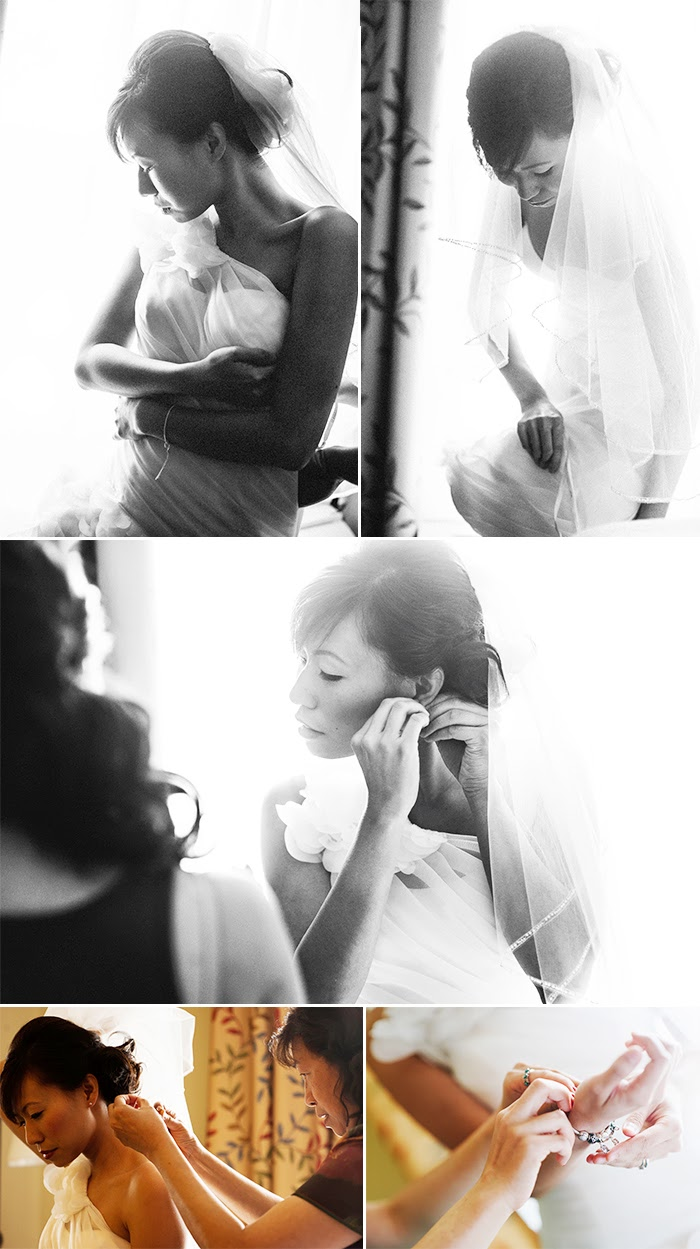 New York Long Island wedding photography bride getting ready